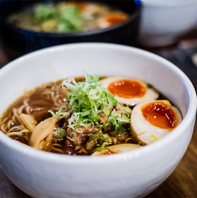 Tonkotsu London's best vegetarian food
